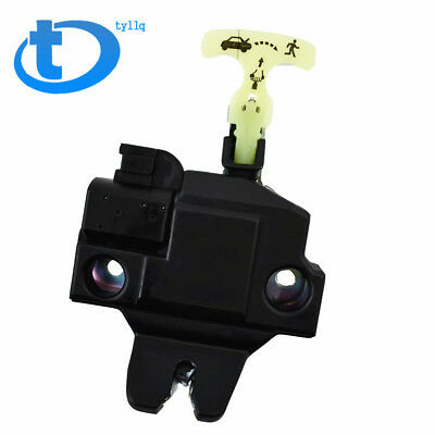NEW KEYLESS ENTRY TRUNK LOCK LATCH 64600-33120 For TOYOTA 07-11 CAMRY