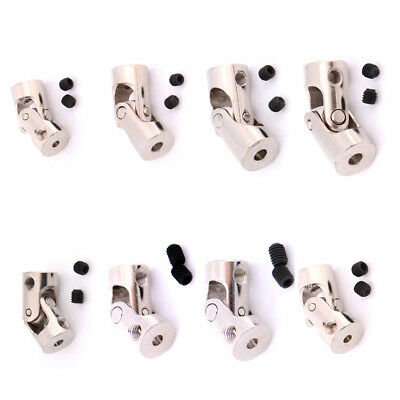 2/2.3/3/3.17/4mm Boat Shaft Coupler Motor connector Universal Joint Coupling RP