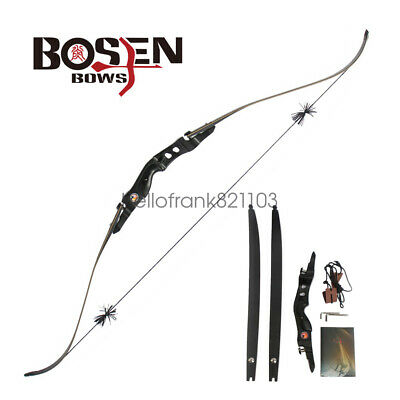 White * Club Starter Package Core Air Archery Recurve Bow With ILF Fittings