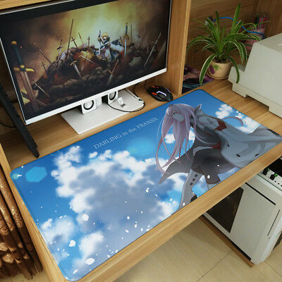 Anime Darling in the FranXX Mouse Pad Play mat GAME Mousepad Cos 40*70cm#NM142