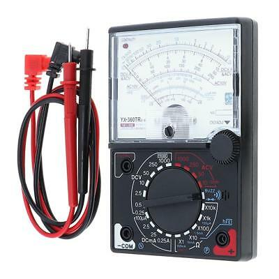 YX-360TRNB Analog Multimeter Voltmeter Amperemeter for AC DC Voltage/DC Current