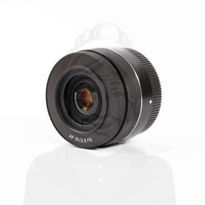 Autentico Samyang AF 35mm f/2.8 FE Lens for Sony E-Mount