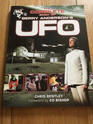 LOOK The Complete Book Of Gerry Anderson UFO - Collectibles