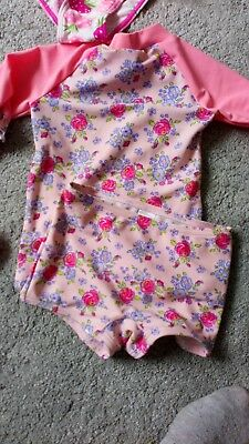 baby girls swimming costume age 9-12 months