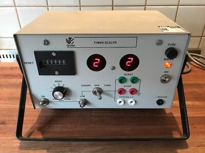 Urgent Sale Price Reduced - Griffin And George Timer Scaler