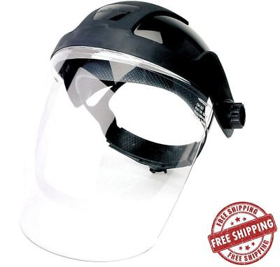 Anti-Fog Face Shield Assembly Durable Reusable Facial Protective Equipment New
