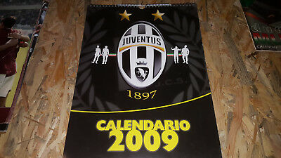 Calendario Juventus 2009 Calcio