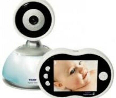Tomy 71030 Digital Baby Monitor With Nightlight And Photo Function