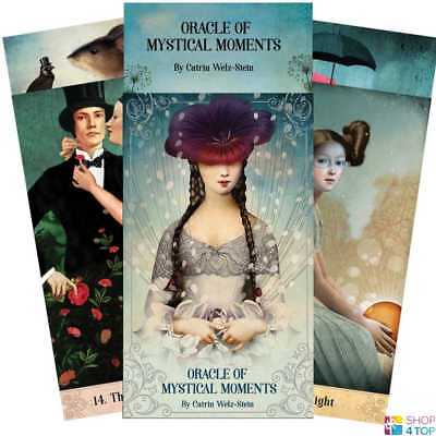 Oracle Of Mystical Moments Cards Deck Esoteric Telling Us Games Systems New