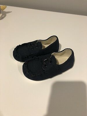 Country Road Baby Boy Shoes
