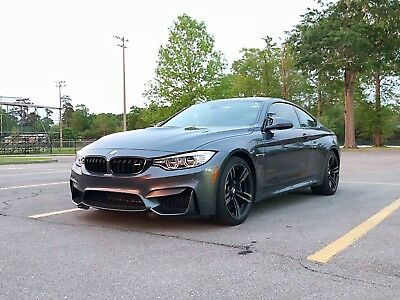 2015 BMW M4 Base Coupe 2-Door 2015 BMW M4 Coupe 11K Miles MINT CONDITION DCT With Warranty