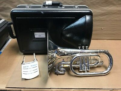 Jupiter Quantum JMP-5050 Marching  Mellophone w/Case and Mouthpiece