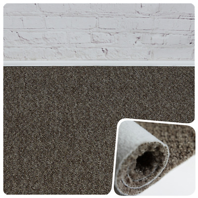 HARDWEARING Berber Loop Pile Felt Back 4m Wide Carpet £4.99m²