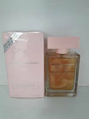 Narciso Rodriguez For Her LIMITED EDITION 2010 EDP Irisée 50ML Spray New & Rare
