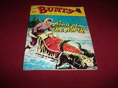 VERY RARE BUNTY  PICTURE STORY LIBRARY BOOK  from the 1970's
