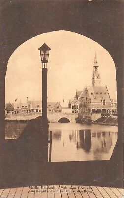 carte postale - Gent - Gand - CPA - exposition 1913