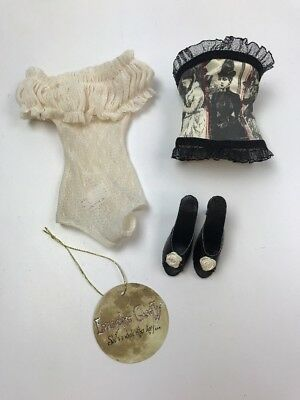 """WILDE/TONNER - TDH - 19"""" Picturesque Angelique Basic OUTFIT ONLY (bagged)"""