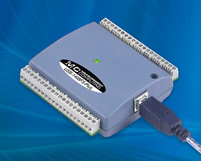 Measurement Computing USB-1408FS-PLUS USB data acquisition (DAQ)  New!