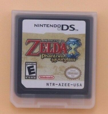 The Legend of Zelda: Phantom Hourglass Game only for DS / DSi / 3DS XL