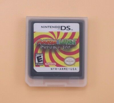 Mario & Luigi: Partners in Time (Nintendo DS, 2005) Game Only for DS / DSi / 3DS
