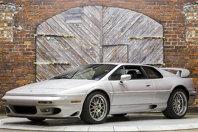 Lotus Esprit V8 02 350 hp 77/100 Fresh Tires Alpine Stereo 26k miles includes service records