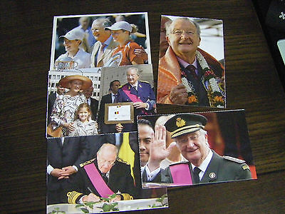 """5 CP """"Albert & Paola"""" - reproductions cartes anciennes"""
