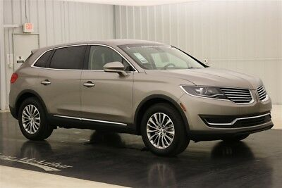 Lincoln MKX Select 2018 Select New 3.7L V6 24V Automatic Front-wheel Drive SUV