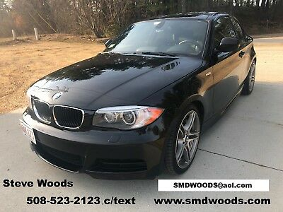 2013 BMW 1-Series  2013 BMW 135IS 135 Manual Coupe Rare Remarkable Shape (508)523-2123