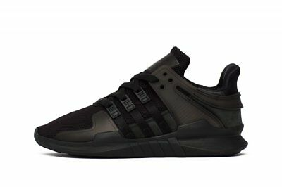 online store 28328 53cd4 Adidas Women s EQT Support ADV Shoes NEW AUTHENTIC Black Sub Green BY9110