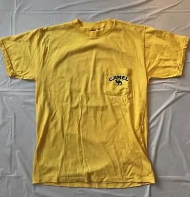 Vtg Joe Camel T Shirt 1988 Camel Cigarettes Smooth Character Reynolds Tobacco