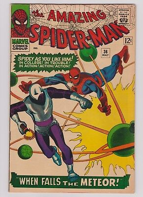 The Amazing Spider-Man #36 (May 1966, Marvel)