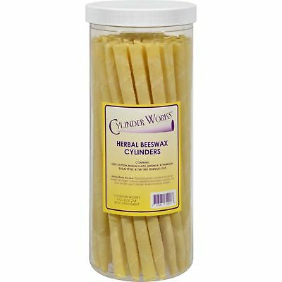 Cylinder Works Cylinders Herbal Beeswax 50 ct