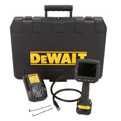DEWALT DCT410S1 12V MAX 17mm Inspection Camera Kit