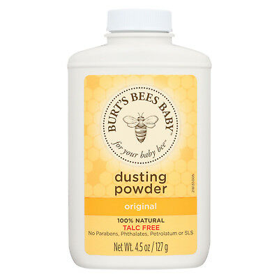 Burts Bees Dusting Powder Baby Bee 4.5 oz