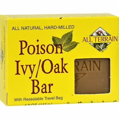 All Terrain Poison Ivy Oak Bar Soap 4 oz