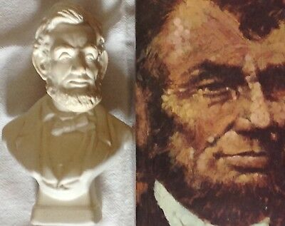 Vintage Avon Decanters/President Lincolnk