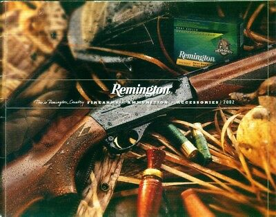 NOS 1973 Remington Sporting Firearms and Ammunition Catalogue