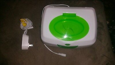 Munchkin Warm Glow Wipe Warmer NEW with out box