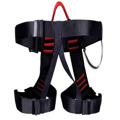 Professional Safety Harness Tree Rock Climbing Rappelling Security Seat Belts