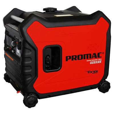 Promac GC033IE - 3.3kva Electric Pure Sine Wave Inverter Camping Generator