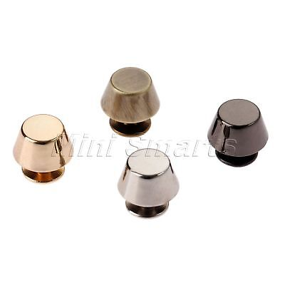 Metal Bag Handbag Hardware Combined Button None Shank Tacks Nail-face Screw Box