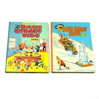 The Bash Street Kids Annuals 1980 / 1982 From The Beano FREE Postage