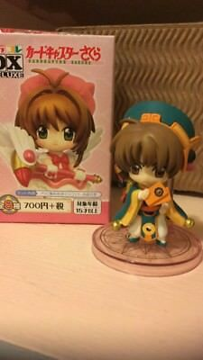 Syaoran Figure Cardcaptor Sakura Blindbox Movic Deluxe