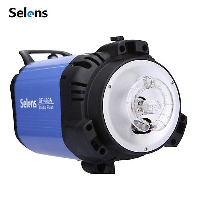 Selens Photo Studio SF-400A 400W 220v Flash Lighting Multifunction Strobe Flash