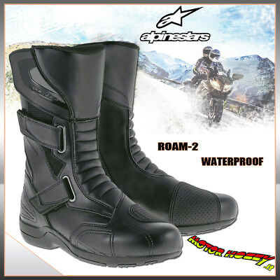 Stivali Moto Touring Urban Enduro Alpinestars Roam 2 Waterproof Nero Taglia  38 850496020cd