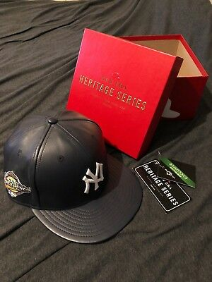 e0ba819d9db New Era Cap x Spike Lee New York Yankees 1996 Heritage Series Box Set RARE