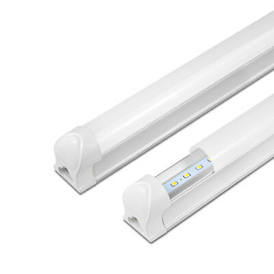 LED T8 Tube lamp 600mm 300mm 220V Closet Cabinet LED 8W 12W Bar light Bulb