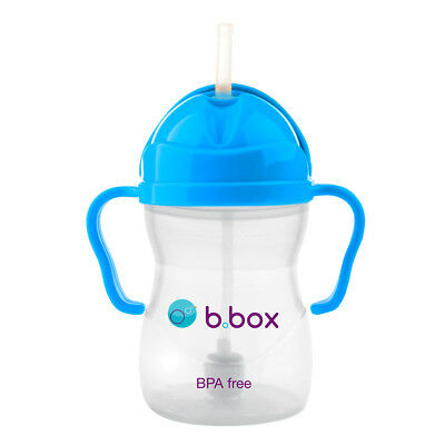 NEW b.box Essential Sippy Cup Cobalt