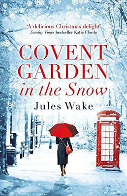 Jules Wake - Covent Garden in the Snow