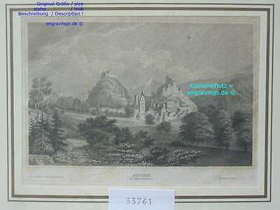 33761-Schweiz-Swiss-Switzerland-SITTEN-SION-Stahlstich-Steel engraving-1860